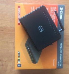 Беспроводной маршрутизатор D-LINK