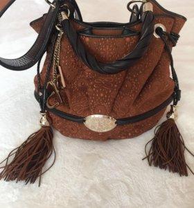 Новая сумка lancel bb