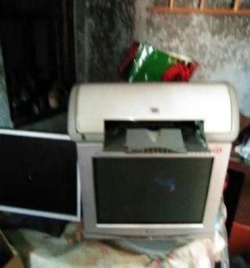 Мониторы принтер