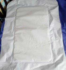 Доска для пеленания надувная.