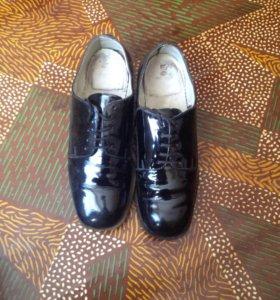 Мужские лаковые ботинки ( ТОЛЬКО ПРОДАЖА)