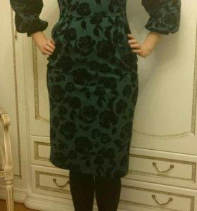Новое платье копия Шанель