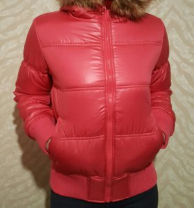 Новая куртка пуховик