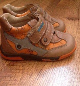 Весенне-осенние ботиночки.