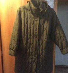 Пальто размер 62-64