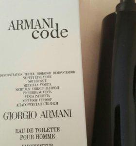 Армани код giorgio armani code