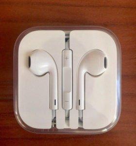 Наушники Apple earpods (original)