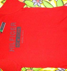 Tommy Hilfiger-оригинальная мужская футболка