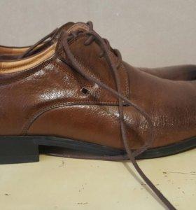 Туфли мужские, р-р 41 (42,5)