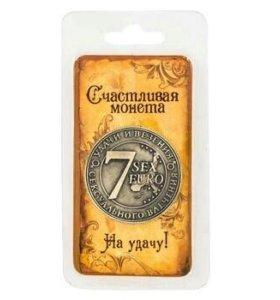 Монета сувенир металл подарок