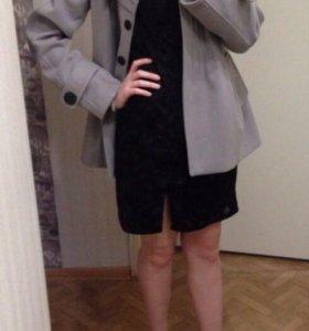 Пальто. Платье. Туфли