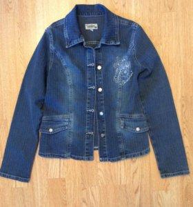 Куртка  джинсовый
