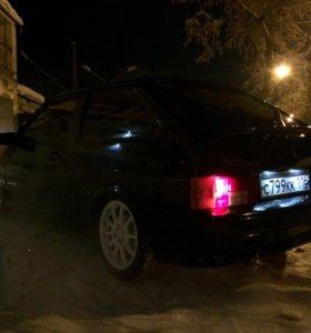 ВАЗ 2113 Samara 1.6 МТ,2012,хетчбек