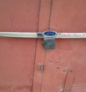 Накладка багажника Ford Focus 1