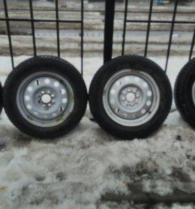 Колеса R14