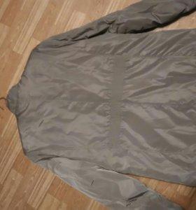 Мужская куртка-пиджак.