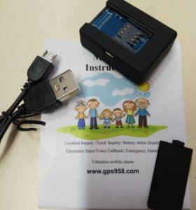 GSM tracker mini