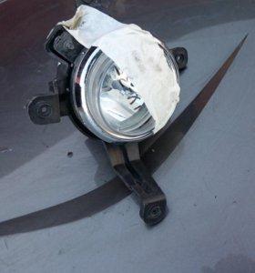 Птф противотуманная фара Hyundai ix35
