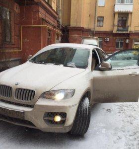 Продаю машину BMW X 6
