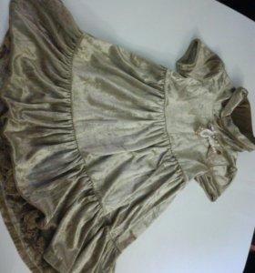 Платье для девочек .
