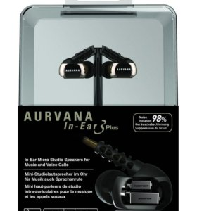Наушники-гарнитура Creative Aurvana In-Ear3 Plus