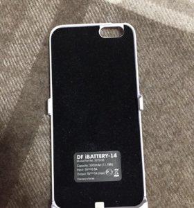 Аккумулятор-чехол ibattery-14 for iPhone 6
