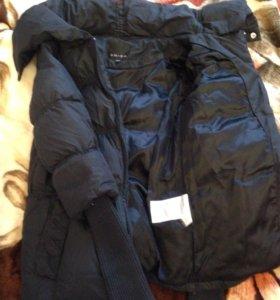 Куртка на пуху AMISU