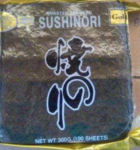 Листы нори для суши