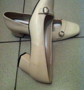 Туфли женские, новые, MIGAM италия.