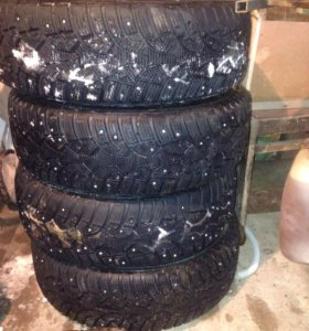 Зима колёса