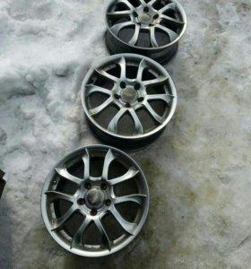 Литые диски Asw R16