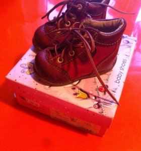 Ботиночки На первый шаг 17