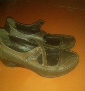 Туфли натур.кожа