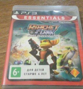 Классная игра на PlayStation 3