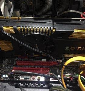 NVIDIA GeForce GTX 560 Ti 1280 Mb Limited Edition