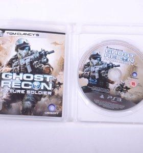 Игра Tom Clancy's Ghost Recon