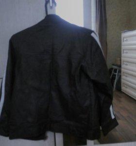 Куртка подростковая, кожзам.