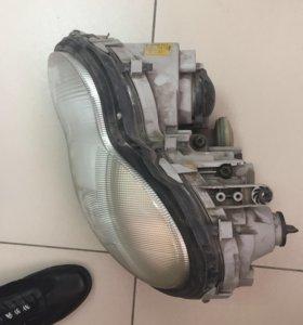 Фара Mercedes benz c203 не ксенон