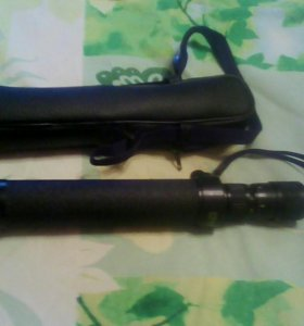 Труба зрительная панкратическая ЗТ-24×40М
