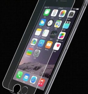 Плёнка (стекло) на iPhone 6/6s