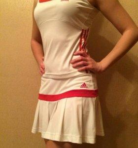 Продаю Теннисный костюм (юбка + топ)