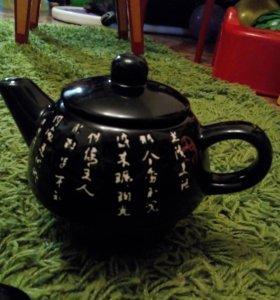 Набор чайник + чашка