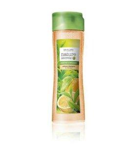 Шампунь-объем для тонких волос «Зеленый чай и...