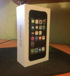 iPhone 5s space grai 16gb