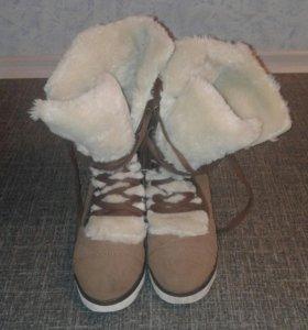 Ботинки, зимние