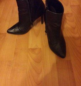 Ботинки 36р