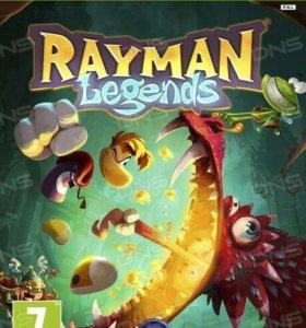Rayman Legends xbox 360 (лицензия)