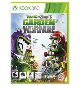 Plants vs Zombie Garden Warfare xbox 360 (лицензия