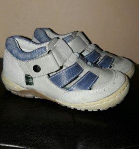 Ботинки летние