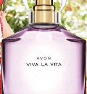 Туалетная вода Avon Viva la vita